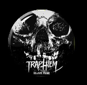 """Trapthem - Seance Prime 1"""" Pin"""