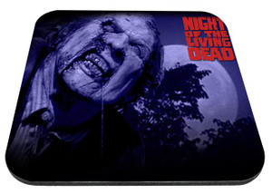 """Night of the Living Dead 9x7"""" Mousepad"""
