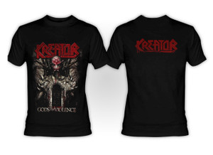 Kreator - Gods of Violence T-Shirt