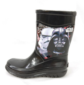Panam - Star Wars - Darth Vader Kid's Rain Boots