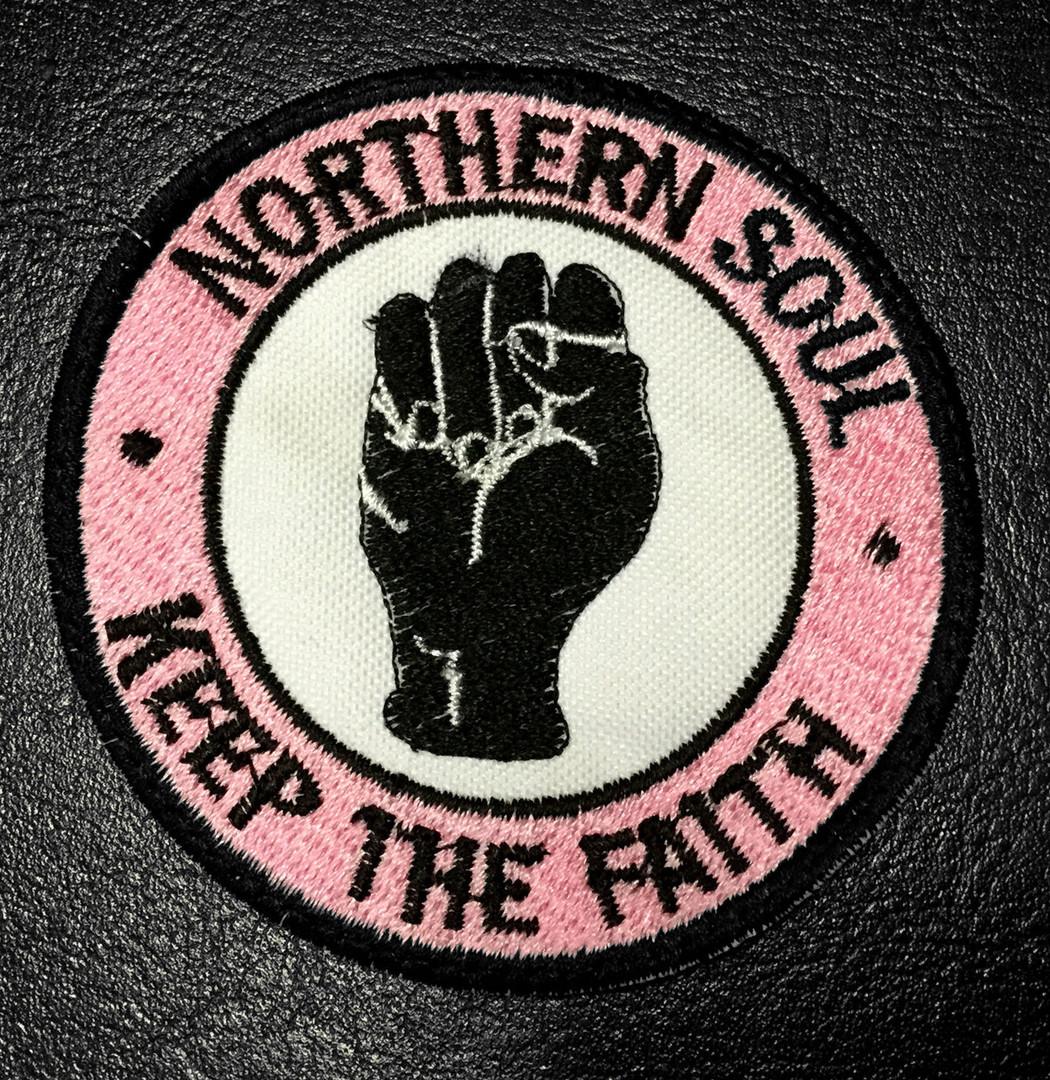 Northern Soul Vanity Mirror Keep The Faith Hand Mirror Wigan Pocket Mirror