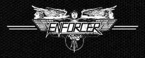"Enforcer Logo 5x2"" Printed Patch"