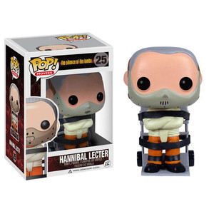 Pop! Figurines - Silence of the Lambs - Hannibal Lecter #25