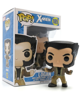 Pop! Figurines - X-Men - Logan #185