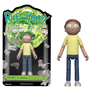 Pop! Action Figures - Rick and Morty - Morty