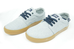 Circa - Blue and Brown Drifter Sneaker