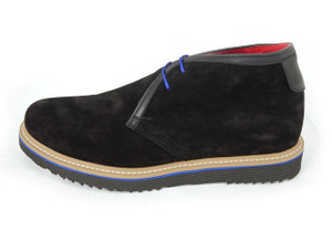 Zull - MI.RA-08 Ankle High Suede Boot