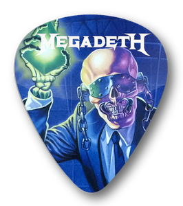 Megadeth - Rust In Peace Standard Guitar Pick