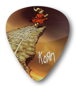 Korn - Follow The Leader Standard Guitar Pick