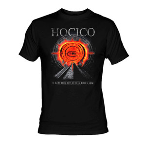 Hocico El Ultimo Minuto T-Shirt  *LAST ONES INSTOCK, EVER*