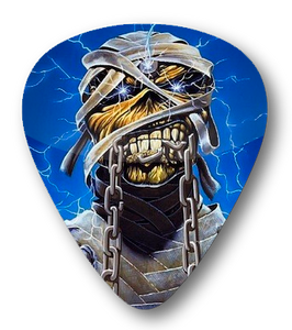 Iron Maiden - Powerslave Standard Guitar Pick