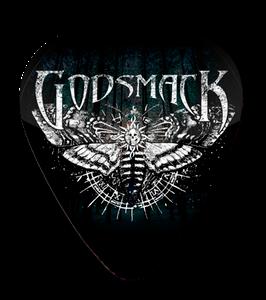 Godsmack - Moth Standard Guitar Pick