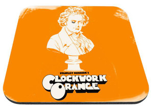 "A Clockwork Orange Ludwig Van Beethoven 9x7"" Mousepad"