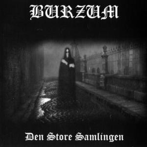 "Burzum - Den Store Samlingen 4x4"" Color Patch"