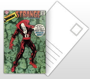 Deadman in Strange Adventures Comic Cover Postal Card