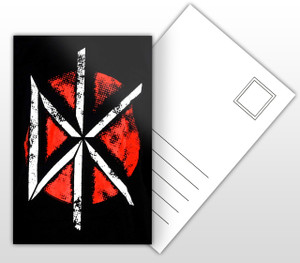 Dead Kennedys Album Cover Postal Card