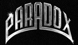 "Paradox Logo 6x5"" Printed Patch"
