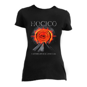 Hocico El Ultimo Minuto Girls T-Shirt  *LAST ONES INSTOCK, EVER*
