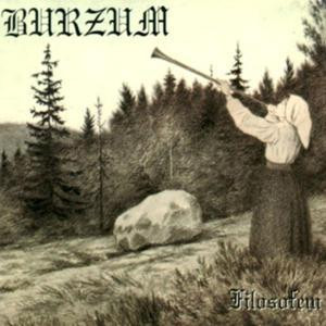 "Burzum - Filosofem 4X4"" Color Patch"