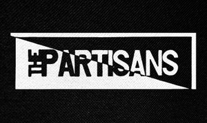 "The Partisans - Blind Ambition Logo 5x3"" Printed Patch"