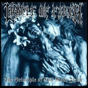 "Cradle Of Filth - The Principle Of Evil Made Flesh 4x4"" Color Patch"