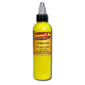 Eternal Ink - Bumblebee 1oz Tattoo Ink Bottle