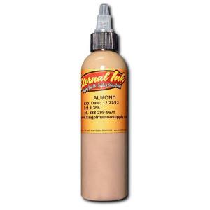 Eternal ink .5oz Tattoo Ink Bottle - Almond