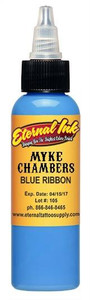 Eternal ink .5oz Tattoo Ink Bottle - Mike Chambers Blue Ribbon