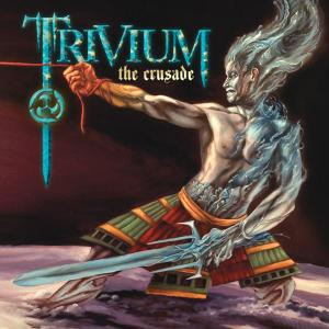"Trivium - The Crusade 4x4"" Color Patch"