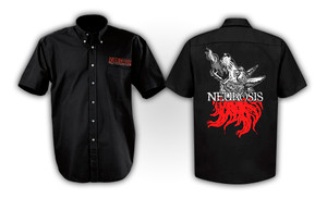 Neurosis Times of Grace Workshirt