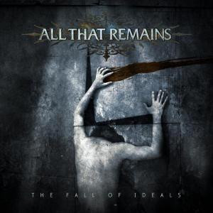 "All That Remains - The Fall Of Ideals 4x4"" Color Patch"