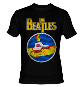 The Beatles Yellow Submarine T-Shirt