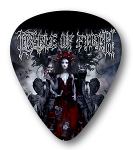 Cradle of Filth - Darkly, Darkly, Venus Aversa Standard Guitar Pick