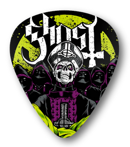 Ghost - Papa Emeritus Standard Guitar Pick