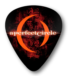 A Perfect Circle Standard Guitar Pick