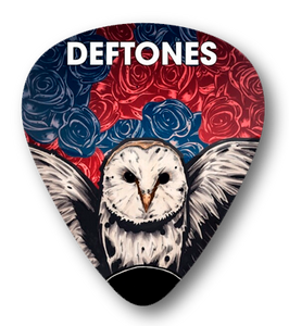 Deftones Art Standard Guitar Pick