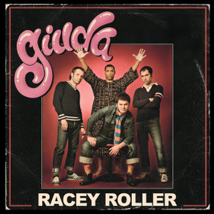 "Giuda - Racey Roller 5x4"" Color Patch"