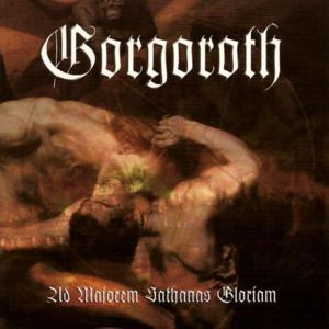 "Gorgoroth - Ad Majorem 4x4"" Color Patch"