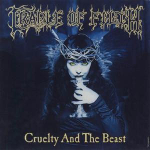 "Cradle Of Filth - Cruelty And The Beast 4x4"" Color Patch"