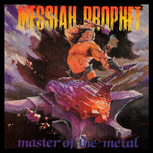 "Messiah Prophet - Master of the Metal 4x4"" Color Patch"