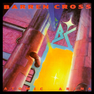 "Barren Cross - Atomic Arena 4x4"" Color Patch"