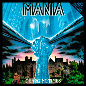 "Mania - Changing Times 4x4"" Color Patch"