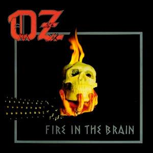 "OZ - Fire In The Brain 4x4"" Color Patch"