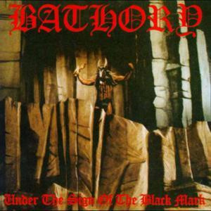 "Bathory - Under The Sign Of... 4X4"" Color Patch"