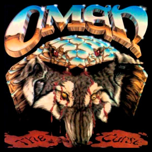 "Omen - The Curse 4x4"" Color Patch"