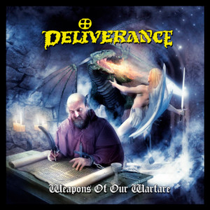 "Deliverance - Weapons of our Warfare 4x4"" Color Patch"