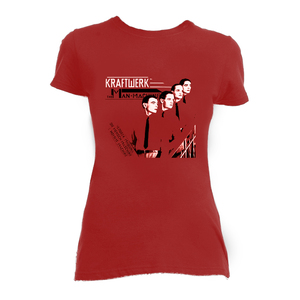 Kraftwerk - Man Machine Blouse T-Shirt