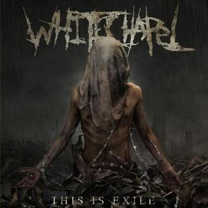 "Whitechapel - This Is Exile 4x4"" Color Patch"