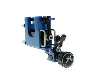 Blue Rotary Tattoo Machine