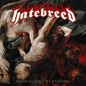 "Hatebreed - The Divinity Of Purpose 4x4"" Color Patch"